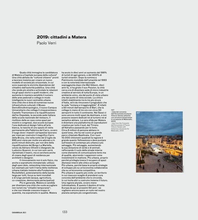 CASABELLA 831 NELLE CITTÀ ITALIANE - Preview 43