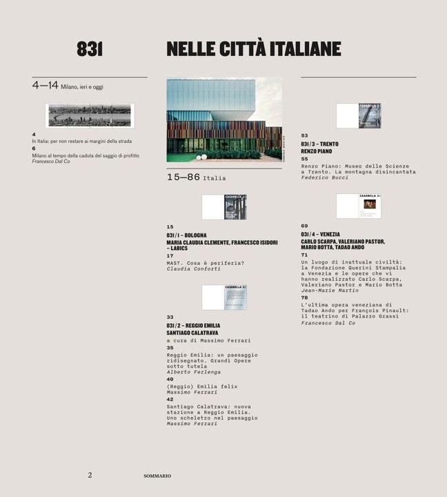 CASABELLA 831 NELLE CITTÀ ITALIANE - Preview 4
