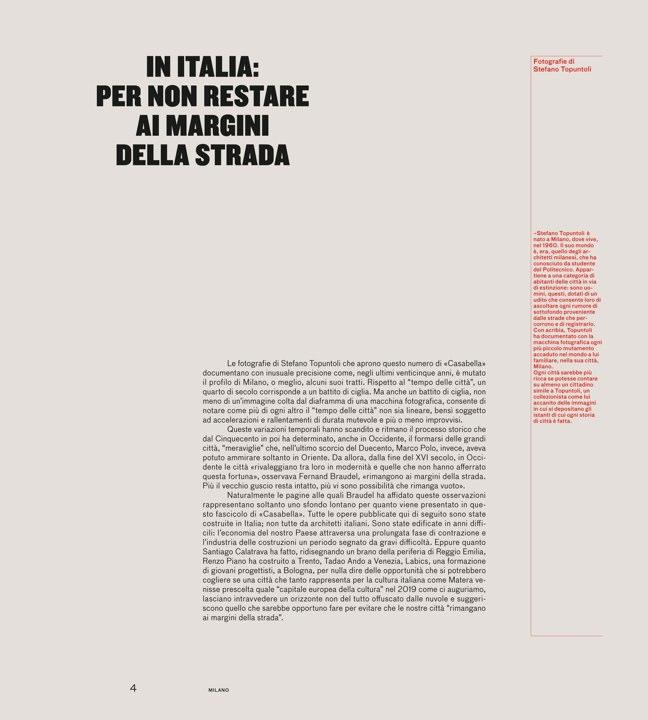 CASABELLA 831 NELLE CITTÀ ITALIANE - Preview 6