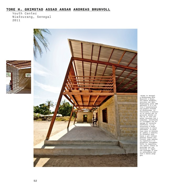 CASABELLA 832 ARCHITECTS UNDER 30 - Preview 20