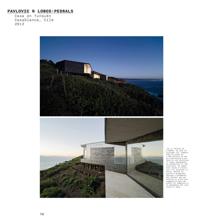 CASABELLA 832 ARCHITECTS UNDER 30 - Preview 25