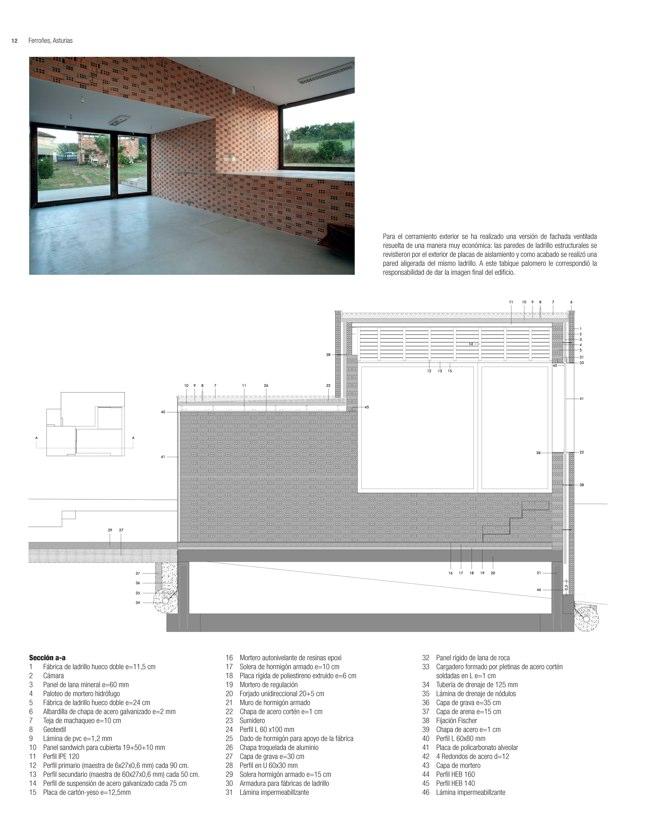CA 42 I CONarquitectura 42. Arquitectura con archilla cocida - Preview 3