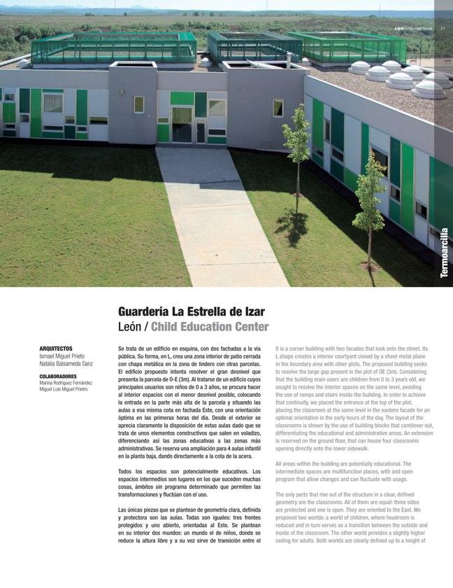 CA 42 I CONarquitectura 42. Arquitectura con archilla cocida - Preview 6