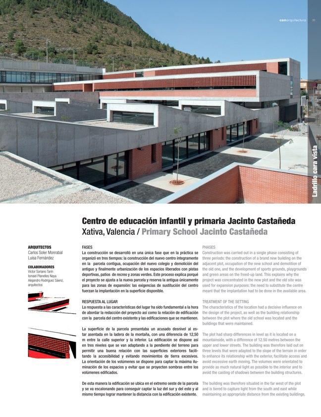 CA 42 I CONarquitectura 42. Arquitectura con archilla cocida - Preview 7