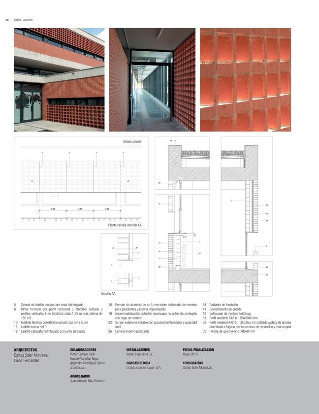 CA 42 I CONarquitectura 42. Arquitectura con archilla cocida - Preview 8
