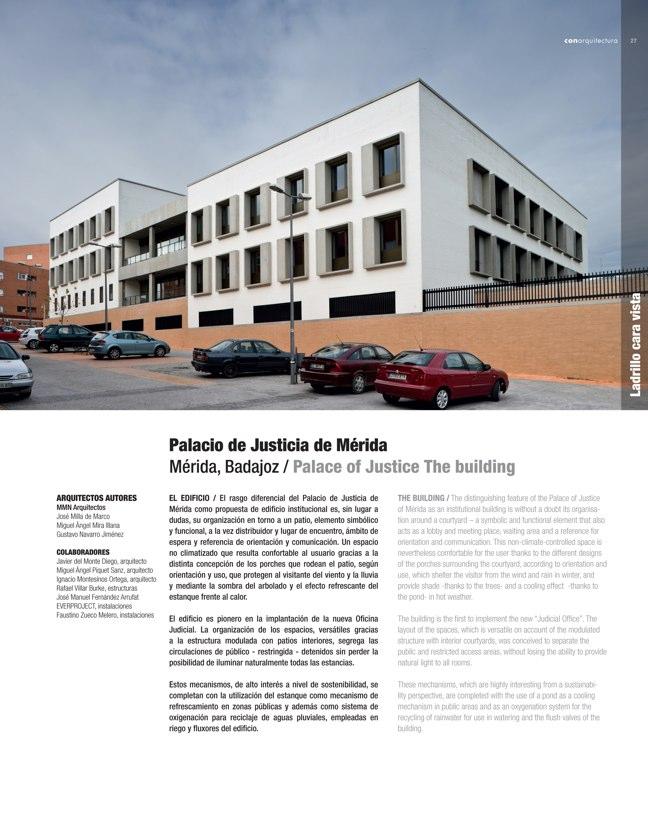 CA #43 I CONarquitectura 43. Arquitectura con archilla cocida - Preview 5