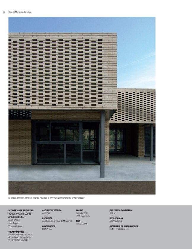 CA #43 I CONarquitectura 43. Arquitectura con archilla cocida - Preview 8
