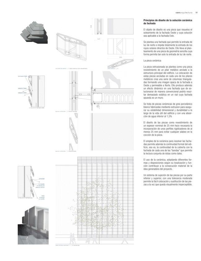 CA 44 I CONarquitectura 44. Fachadas autoportantes con ladrillo cara vista - Preview 20