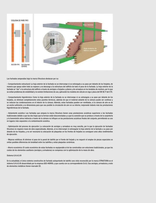 CA 44 I CONarquitectura 44. Fachadas autoportantes con ladrillo cara vista - Preview 2