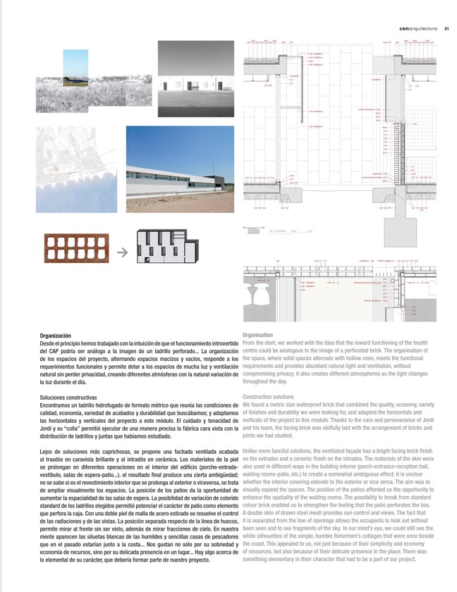 CA 44 I CONarquitectura 44. Fachadas autoportantes con ladrillo cara vista - Preview 5