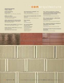 CA 45 I CONarquitectura 45. Arquitectura Industrial y para el Trabajo
