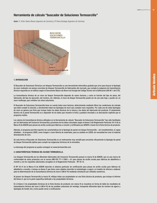 CA 45 I CONarquitectura 45. Arquitectura Industrial y para el Trabajo - Preview 14