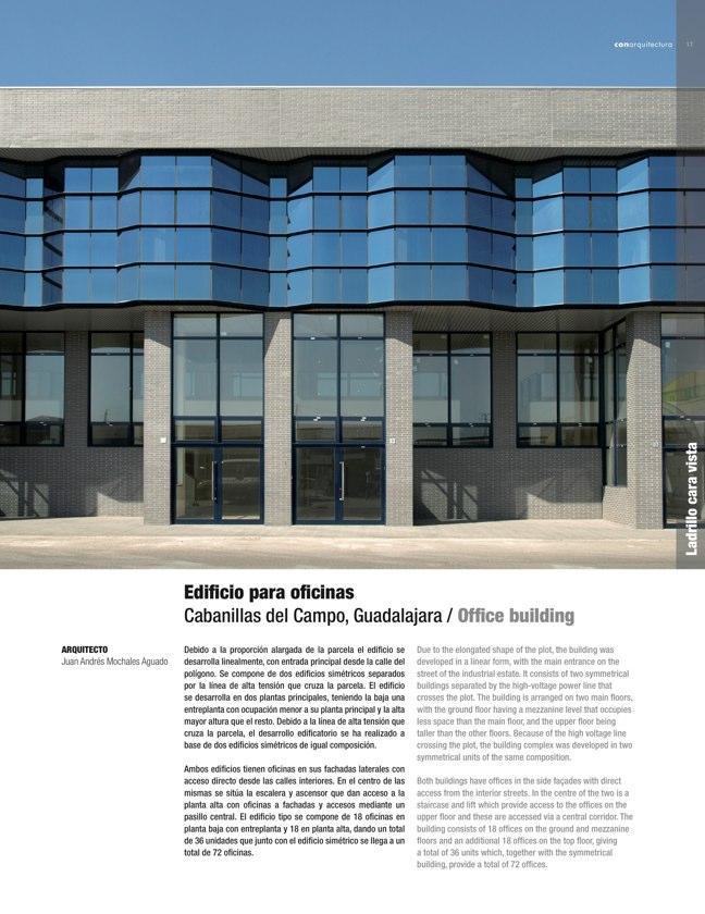 CA 45 I CONarquitectura 45. Arquitectura Industrial y para el Trabajo - Preview 3