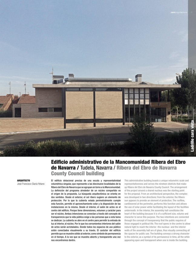 CA 45 I CONarquitectura 45. Arquitectura Industrial y para el Trabajo - Preview 4