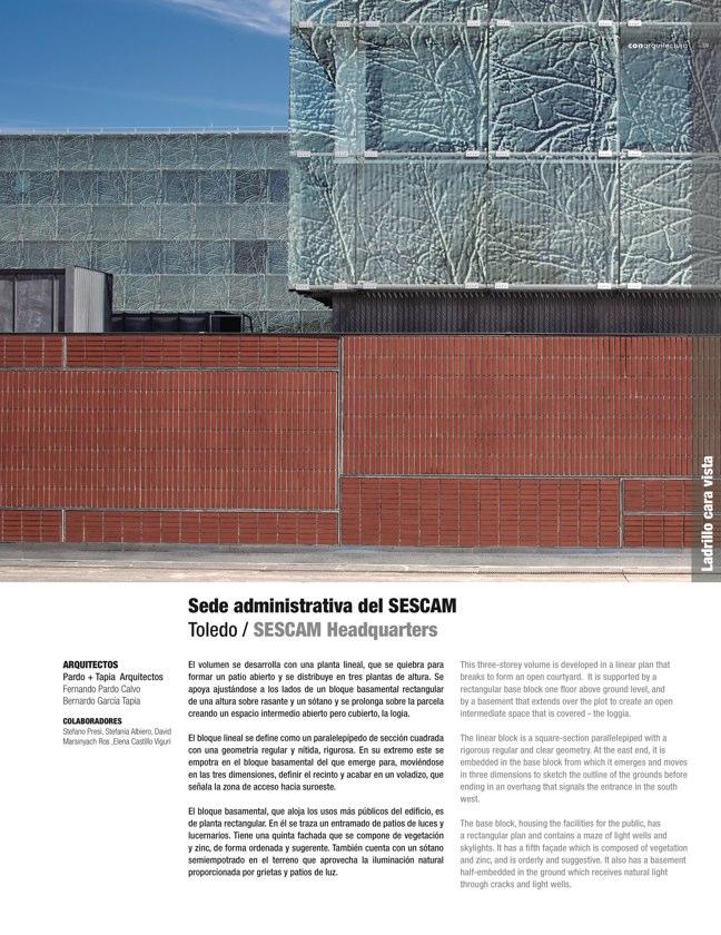 CA 45 I CONarquitectura 45. Arquitectura Industrial y para el Trabajo - Preview 7