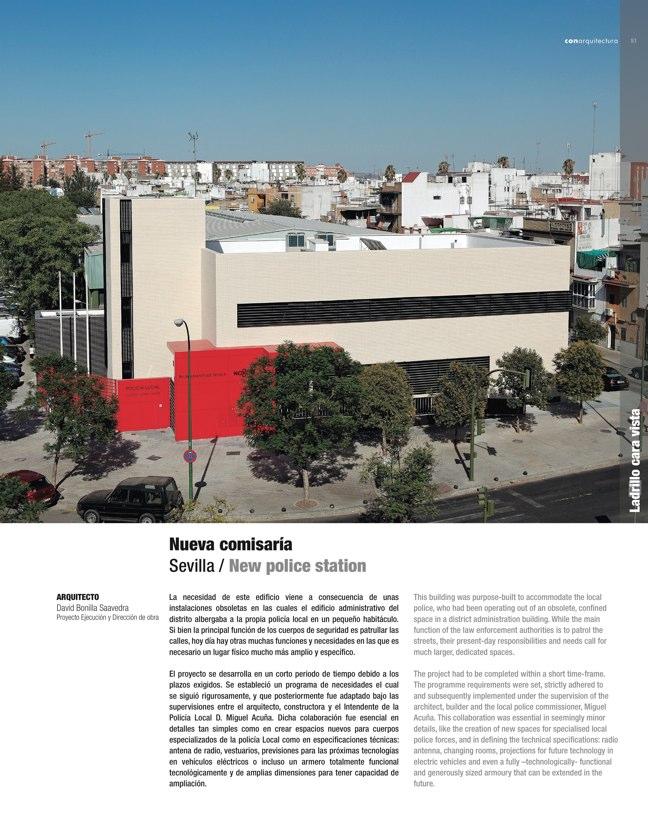 CA 45 I CONarquitectura 45. Arquitectura Industrial y para el Trabajo - Preview 9