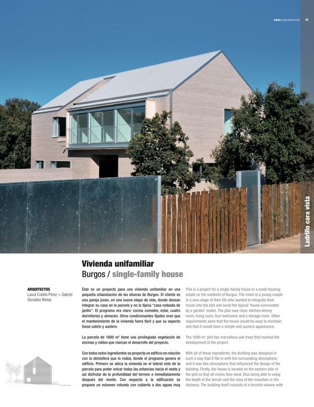 CA 46 I CONarquitectura 46. Arquitectura Residencial - Preview 15