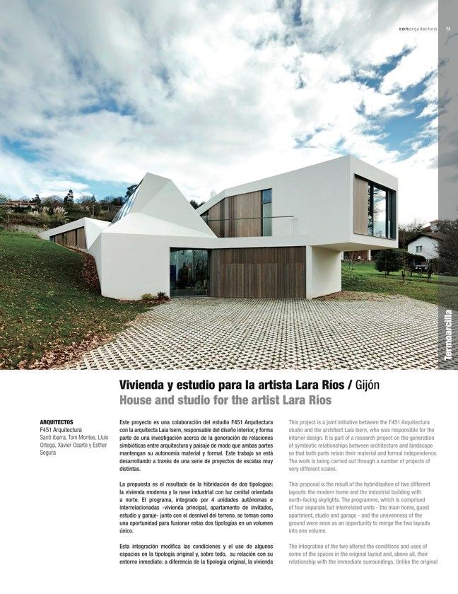 CA 46 I CONarquitectura 46. Arquitectura Residencial - Preview 19
