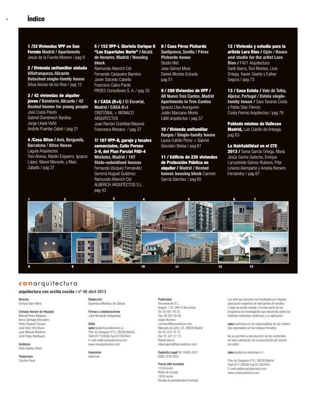 CA 46 I CONarquitectura 46. Arquitectura Residencial - Preview 1