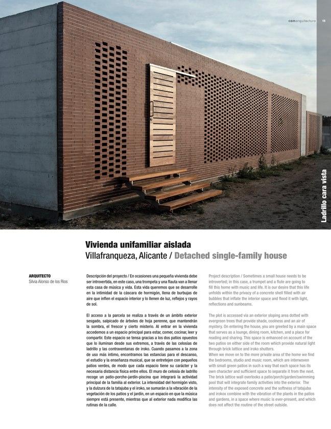 CA 46 I CONarquitectura 46. Arquitectura Residencial - Preview 4