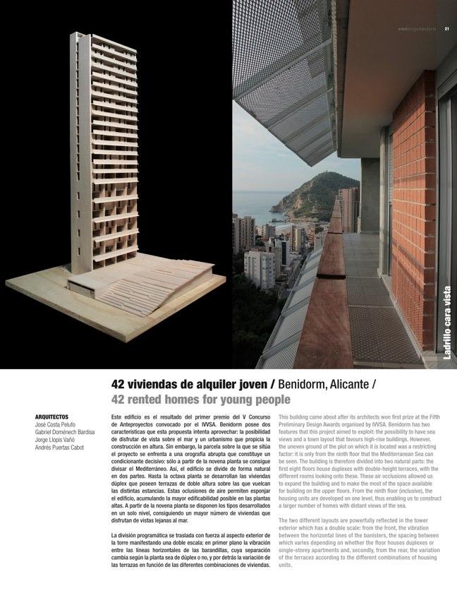 CA 46 I CONarquitectura 46. Arquitectura Residencial - Preview 5