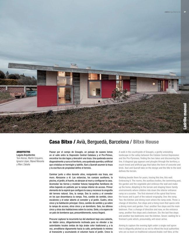 CA 46 I CONarquitectura 46. Arquitectura Residencial - Preview 6
