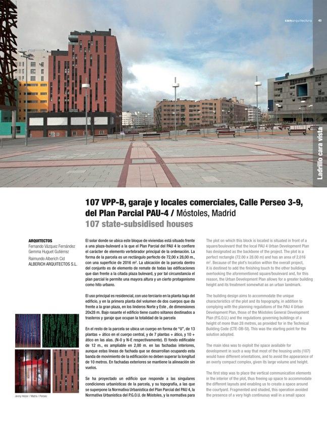 CA 46 I CONarquitectura 46. Arquitectura Residencial - Preview 9
