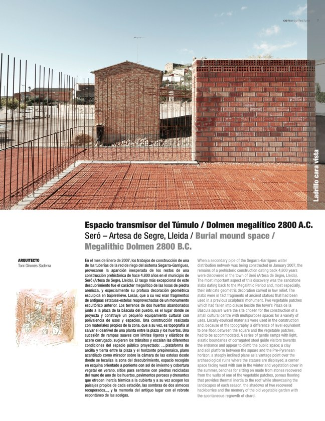 CA 47 I CONarquitectura 47. REHABILITACIÓN I RENOVATIONS - Preview 2