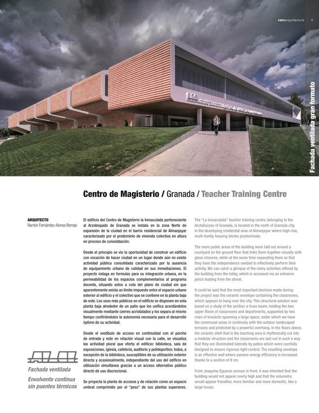 CA 48 I CONarquitectura 48. EFICIENCIA ENERGÉTICA I ENERGY EFFICIENCY - Preview 2