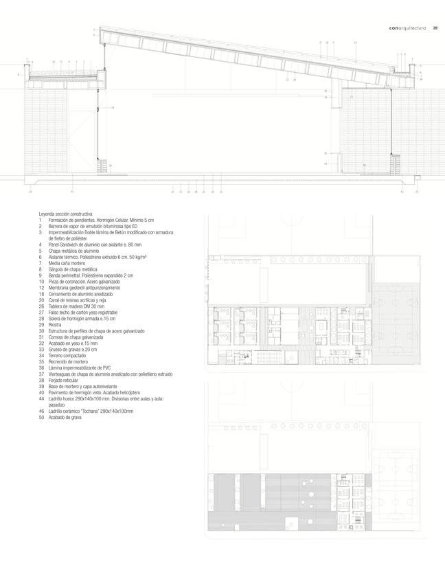 CA 49 I CONarquitectura 49. ARQUITECTURA CON ARCILLA COCIDA - Preview 12