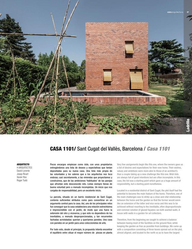 CA 49 I CONarquitectura 49. ARQUITECTURA CON ARCILLA COCIDA - Preview 16