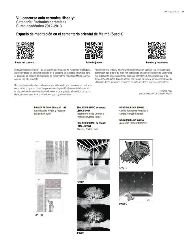 CA 49 I CONarquitectura 49. ARQUITECTURA CON ARCILLA COCIDA - Preview 22