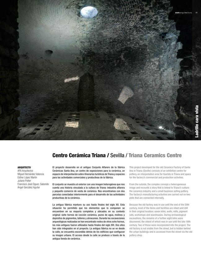 CA 49 I CONarquitectura 49. ARQUITECTURA CON ARCILLA COCIDA - Preview 6