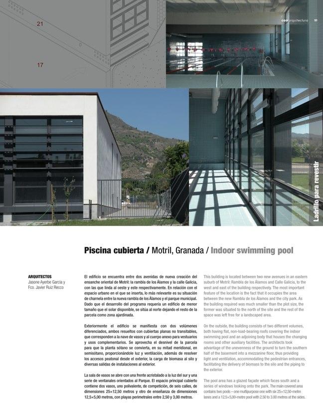 CA 50 I CONarquitectura 50. ARQUITECTURA CON ARCILLA COCIDA - Preview 11