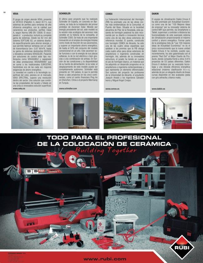 CA 50 I CONarquitectura 50. ARQUITECTURA CON ARCILLA COCIDA - Preview 19