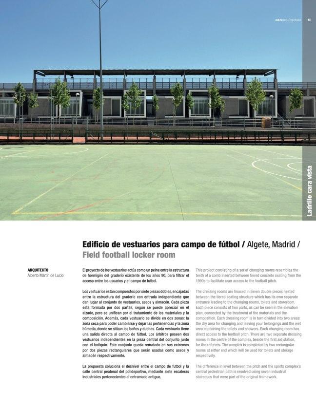 CA 50 I CONarquitectura 50. ARQUITECTURA CON ARCILLA COCIDA - Preview 2