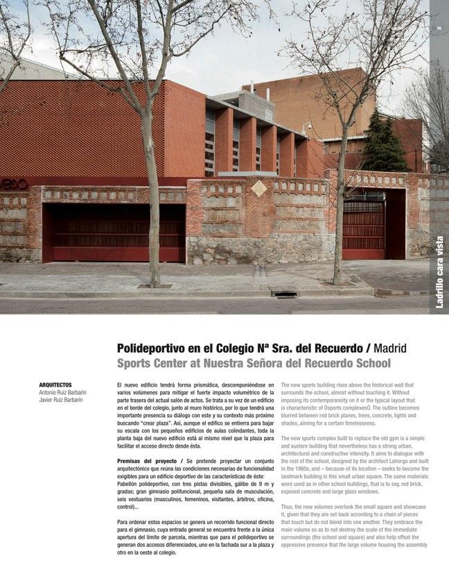 CA 50 I CONarquitectura 50. ARQUITECTURA CON ARCILLA COCIDA - Preview 9