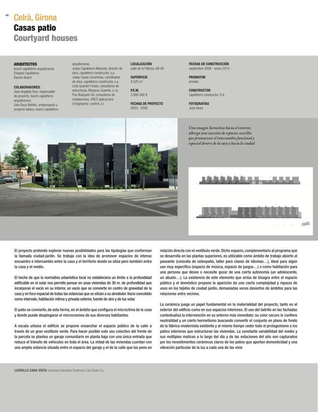 CA 51 I CONarquitectura 51. ARQUITECTURA RESIDENCIAL Y REHABILITACIÓN - Preview 11