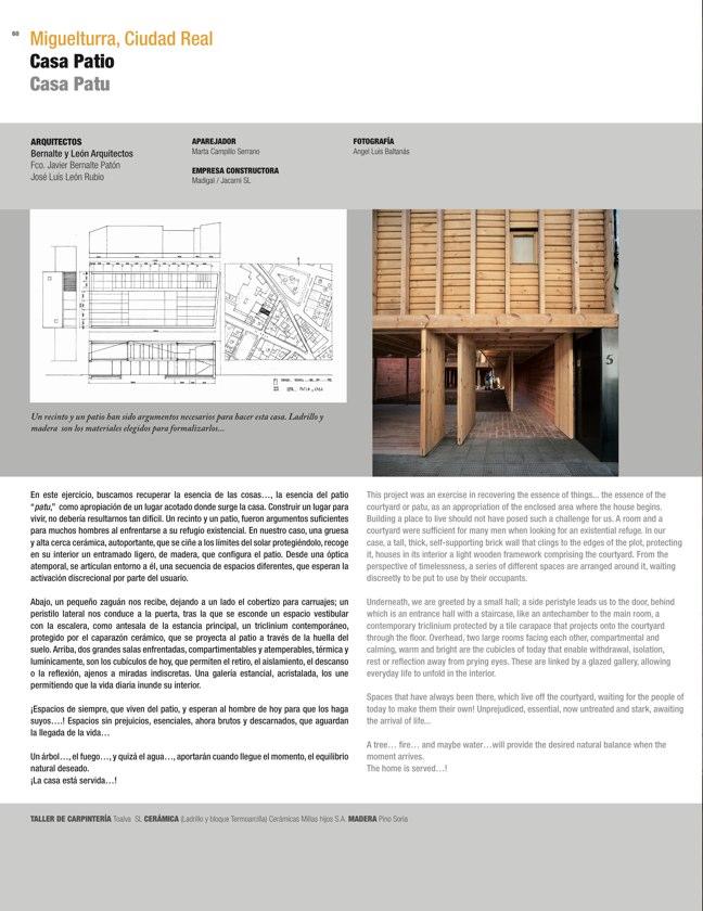 CA 51 I CONarquitectura 51. ARQUITECTURA RESIDENCIAL Y REHABILITACIÓN - Preview 19