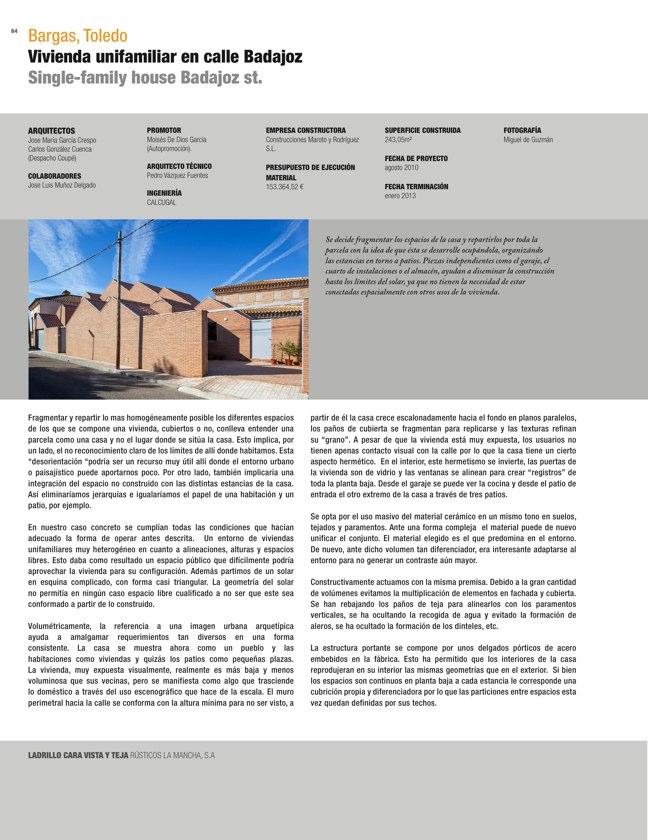 CA 51 I CONarquitectura 51. ARQUITECTURA RESIDENCIAL Y REHABILITACIÓN - Preview 21