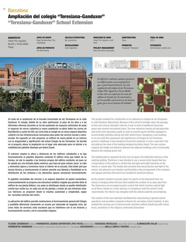 CA 52 · CONarquitectura 52. TEXTURA Y COLOR - Preview 2