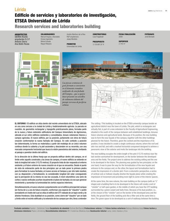 CA54 conarquitectura ECO ARQUITECTURA CARPINTERÍA Y FACHADAS - Preview 13