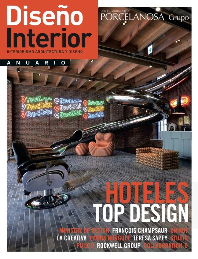 Diseño Interior ANUARIO 2015 HOTELES – TOP DESIGN