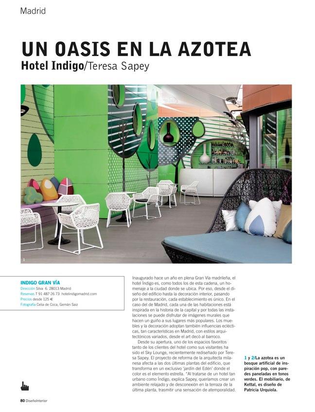 Diseño Interior ANUARIO 2015 HOTELES – TOP DESIGN - Preview 20