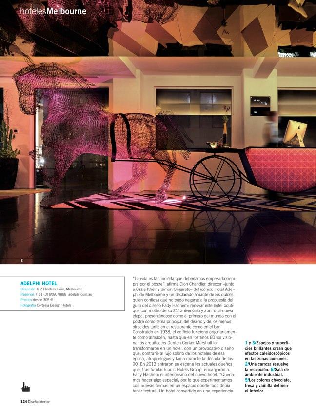 Diseño Interior ANUARIO 2015 HOTELES – TOP DESIGN - Preview 33