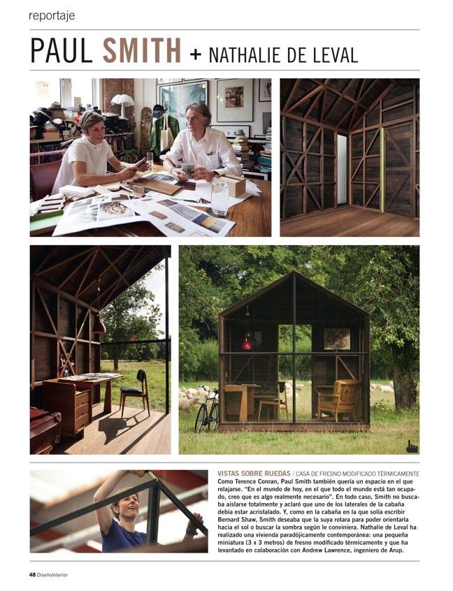 Diseño Interior 265 INTERIORES · DIÁLOGO DE OPUESTOS - Preview 12