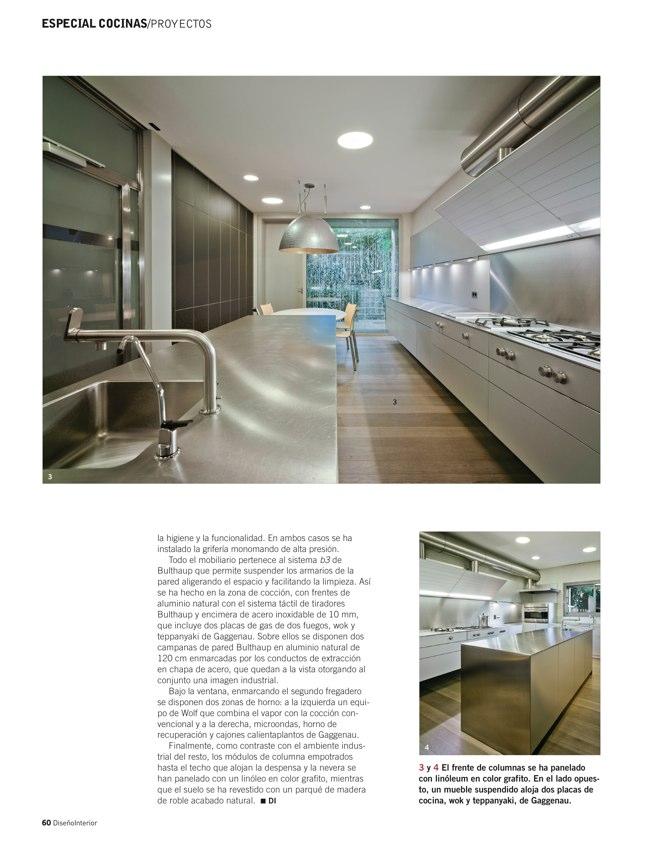 Diseño Interior 265 INTERIORES · DIÁLOGO DE OPUESTOS - Preview 16