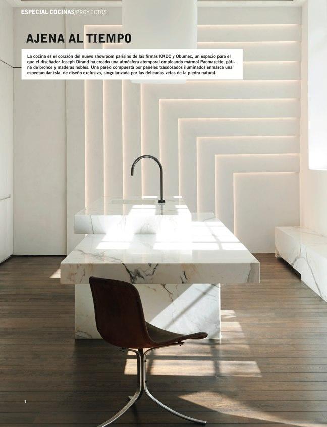 Diseño Interior 265 INTERIORES · DIÁLOGO DE OPUESTOS - Preview 17
