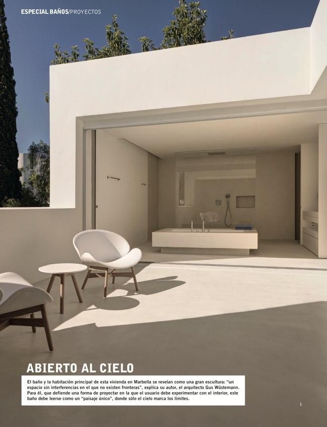 Diseño Interior 265 INTERIORES · DIÁLOGO DE OPUESTOS - Preview 19