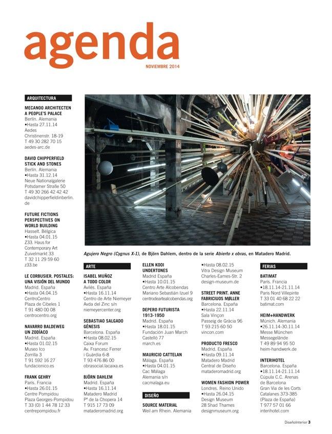 Diseño Interior 265 INTERIORES · DIÁLOGO DE OPUESTOS - Preview 1